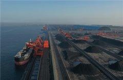 唐山港曹妃甸港区煤码头三期先期工程